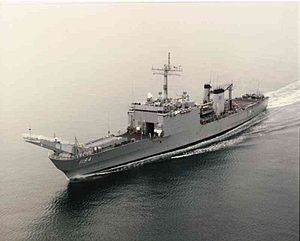 USS La Moure County